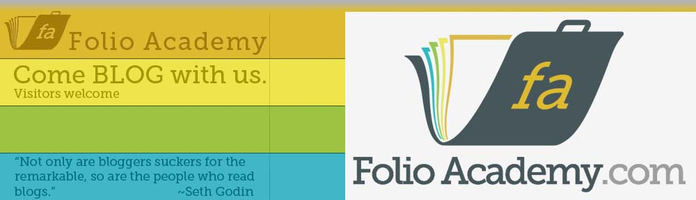 Come Blog with FolioAcademy.com