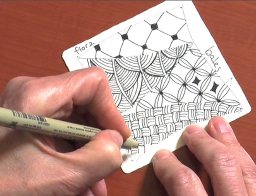 Zentangle Process