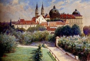 Painting by Adolf Hitler