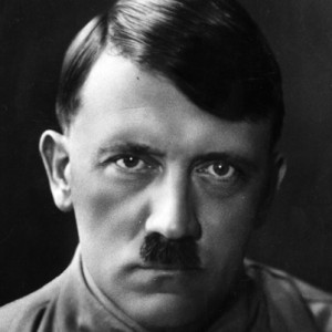 Portrait of Hitler