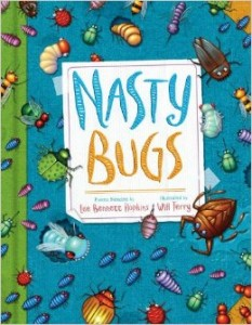 nasty-bugs a children's book