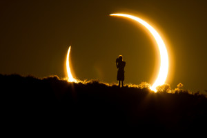 on Bucket List , Total Eclipse